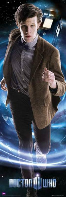 Doctor Who The Doctor Door Poster 53cm x 158cm new /& sealed