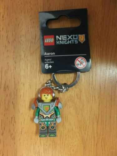 Lego 853685 nexo Caballeros Aaron KEYRING