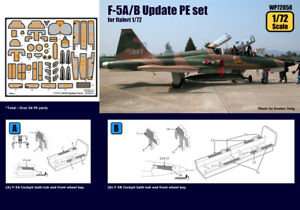 Wolfpack-WP72058-F-5A-B-Freedom-Fighter-Update-PE-set-for-Italeri-SCALE-1-72