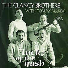 Luck of the Irish by The Clancy Brothers (CD, Jan-1992 Legacy) with Tommy Makem