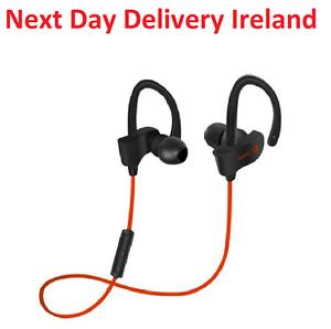 Wireless-Sport-Gym-Sweatproof-Bluetooth-Earphone-Headphone-Earbud-Mic-Headset