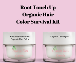Root Touch-up Hair Color Kit