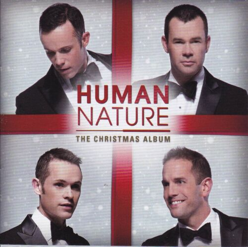 1 of 1 - HUMAN NATURE The Christmas Album CD - New