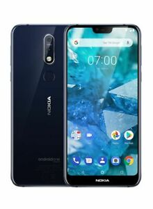 New-Nokia-7-1-TA-1095DS-32GB-3GB-12MP-5-84-034-Dual-SIM-Unlocked-AU-SELLER