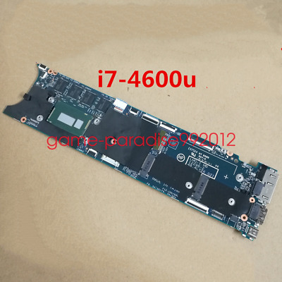 Lenovo ThinkPad X1 Carbon 8GB Laptop Motherboard w// i7-4600U 2.1GHz CPU 00HN769