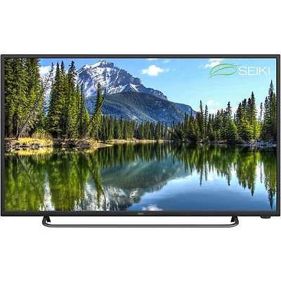 "Seiki SE40FO02UK 40"" LED 1080p Full HD Freeview HD TV Black New"