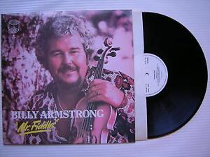Billy-Armstrong-Mr-Violino-Westwood-Registrazioni-WRS-104-Mono-Ex-Segno-Copia