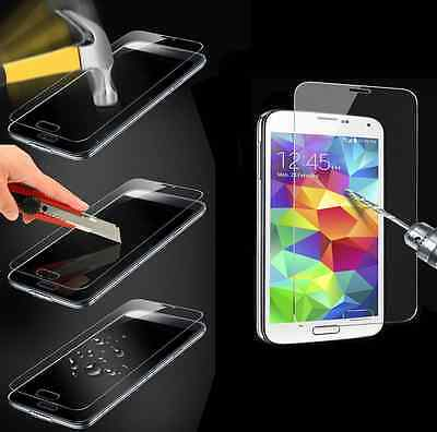 Premium HD Tempered Glass Screen Protector for Samsung Galaxy S4/5 Note 2 3 4