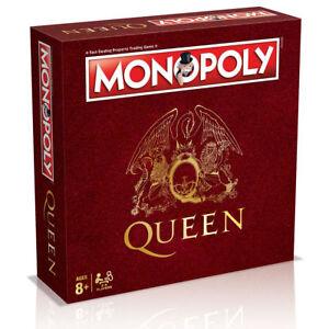 Officiel-Queen-monopole-commercial-traditionnel-jeu-de-plateau-neuf-et-emballe