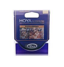 Hoya 72mm Linear Polarizer Filter, London