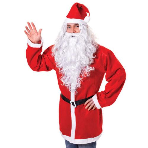 #Father Xmas Beard Christmas Fancy Dress All Kinds One Size