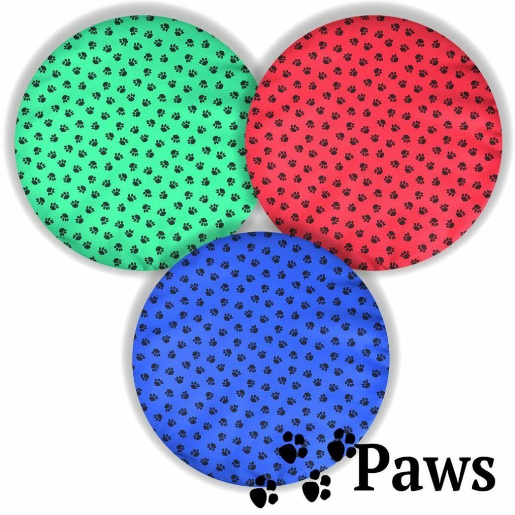 Paws Ortopedia Memory Foam per cane impermeabile Letto. piccolo Medio Grande Pet Beds