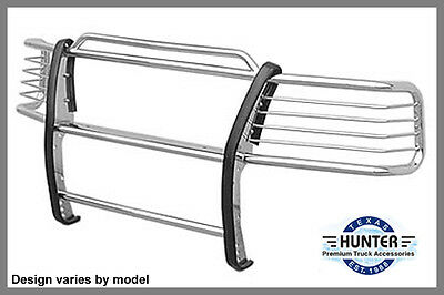 1994-2001 Dodge Ram 1500 2500 3500 Grill Guard in Stainless Steel Open Box