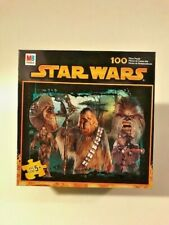 2005 Star Wars Revenge Of The Sith Chewbacca Wookiee S 100pc Puzzle For Sale Online Ebay