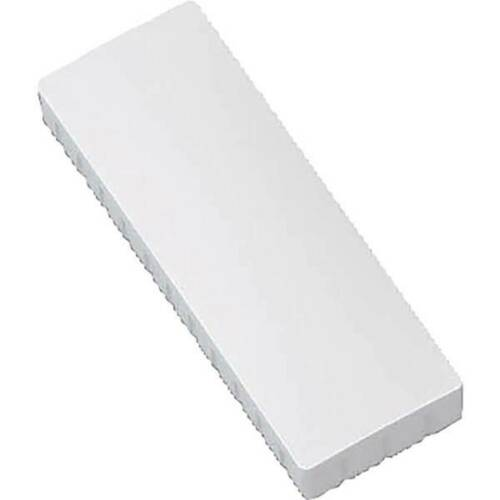 Maul magnete maulsolid l x a p 54 19 9 mm rettangolare bianco 10 pz