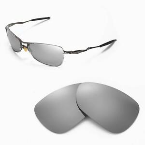 64e399d36f Image is loading New-WL-Polarized-Titanium-Replacement-Lenses-For-Oakley-