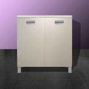 Mobile base cucina 80 cm 2 ante +1 ripiano interno - Compra dal ...
