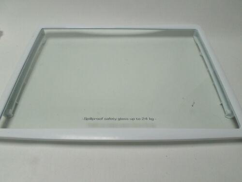 HAIER FRIGO MENSOLA in vetro con cornice in plastica cfl633cs Storage 24Kg # 16l198