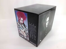 hide - Perfect Single Box Japan Music CD + DVD X Japan Sugizo Yoshiki Luna Sea