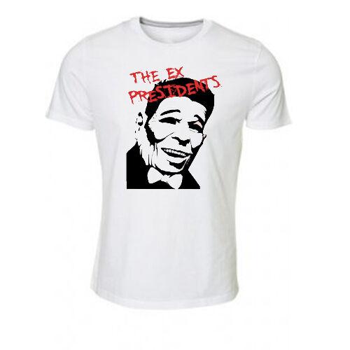 L/'ex présidents point break johnny utah t shirt-toutes les tailles
