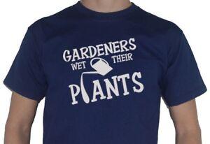 Gardeners-Wet-Their-Plants-pants-T-Shirt-Gardening-Garden-Allotment-Mens