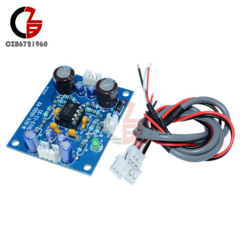 NE5532 OP AMP HIFI Preamplifier Signal Amplification Board for Bluetooth Pre-amp
