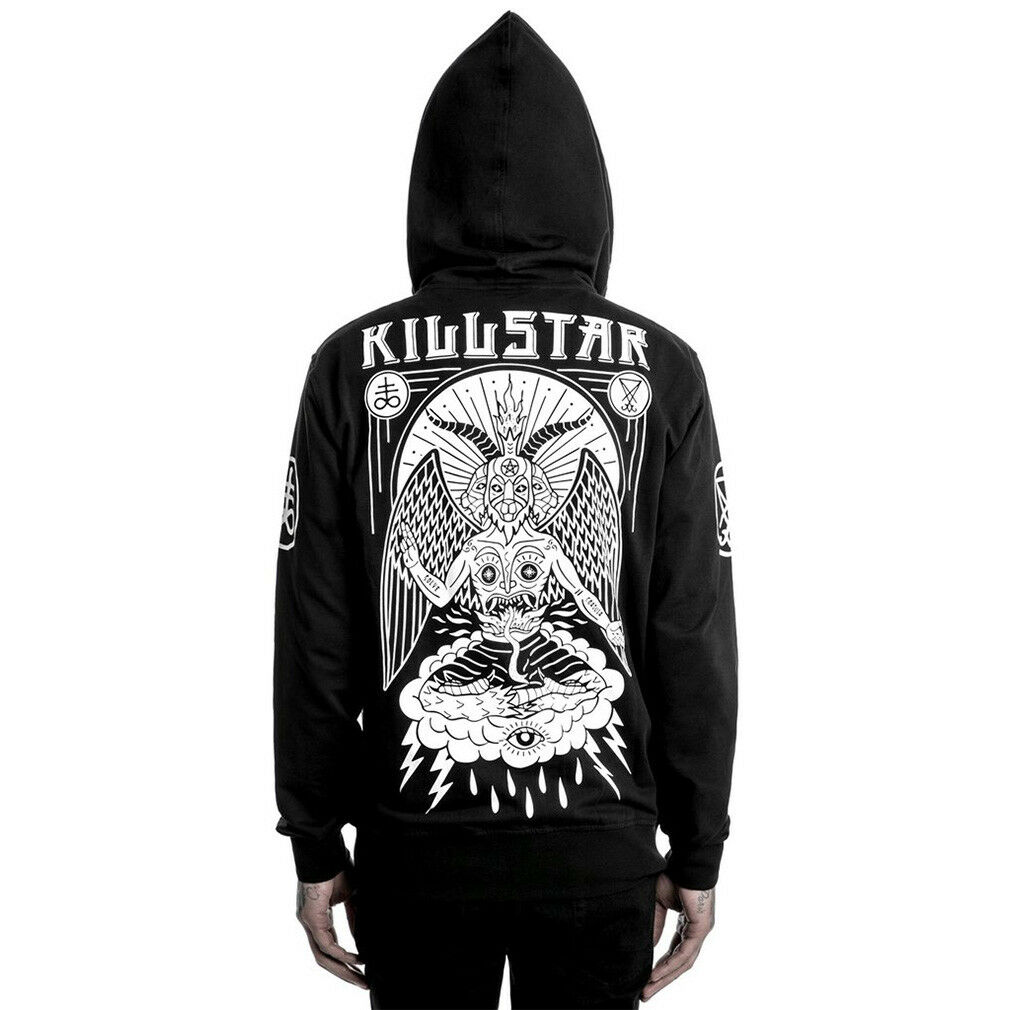 Killstar Kapuzenjacke - In Like Sin