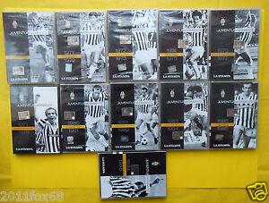 juventus-juventusiasmante-football-calcio-pallone-11-dvd-complete-collection-new