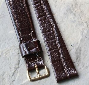Vintage-Gruen-watch-17-5mm-New-Old-Stock-band-crocodile-grain-leather-4-sold