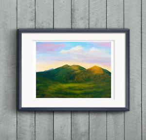 Will elliston countryside original landscape oil painting print image is loading will elliston countryside original landscape oil painting print solutioingenieria Images