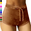 Sexy-Women-Summer-Pants-Stylish-High-Waist-Shorts-Short-Belt-Beach-Trousers thumbnail 13