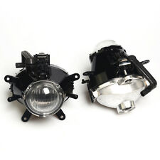 2x Fog Lights Driving Lamps+H11 bulbs For 2002 2003 2004 2005 BMW E46 325i 330i