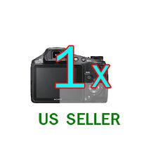 1x Sony CyberShot DSC-HX200V HX200 Clear LCD Screen Protector Cover Film