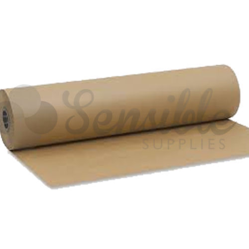 750mm x 20m Heavy Duty Thick Brown Kraft Wrapping Paper
