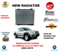 für Mazda BT 50 Pickup CD UN 2.5 MRZ 4x4 3.0 CDVi 4x4 2006- > 2015 NEU Kühler