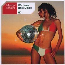 Master Blaster We love Italo disco (2003) [CD]