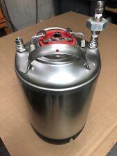 Portable Stainless Steel Pressure Tank Vessels Firestone