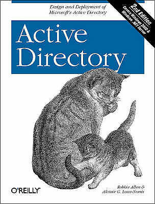 1 of 1 - Active Directory, Second Edition-ExLibrary