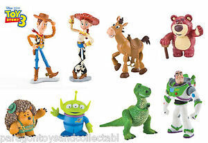 Toy Story Cake Toppers Figures Uk