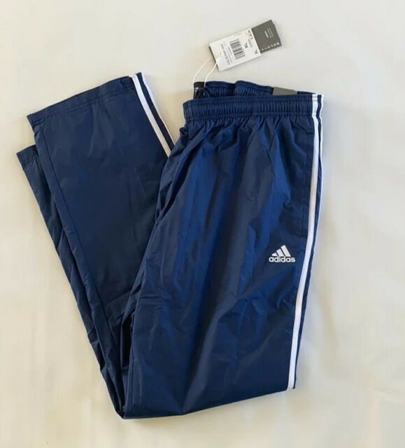Men/'s ADIDAS Fleece Sweat Pants NEW Blue ESS 3S R Pnt FL Size 2XL Tall