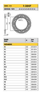1-3547-CORONA-PASSO-520-KTM-EXC-360-1995-2004