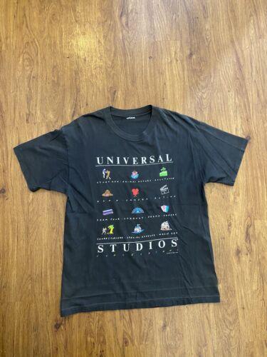 Vintage 1992 Universal Studios T Shirt Expressions