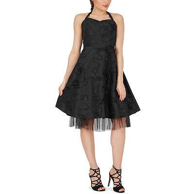 BlackButterfly 'Rita' Floral Cherish Wedding Bridesmaid Evening Prom Dress