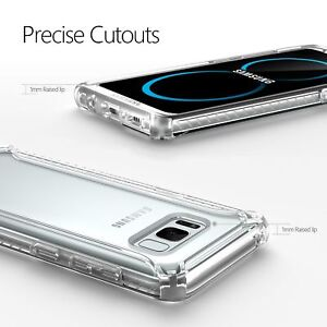 For-Samsung-Galaxy-S8-Plus-Affinity-Shockproof-Case-TPU-Protective-Cover-Clear