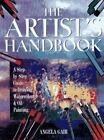 Artist's Handbook by Angela Gair (1997, Hardcover)