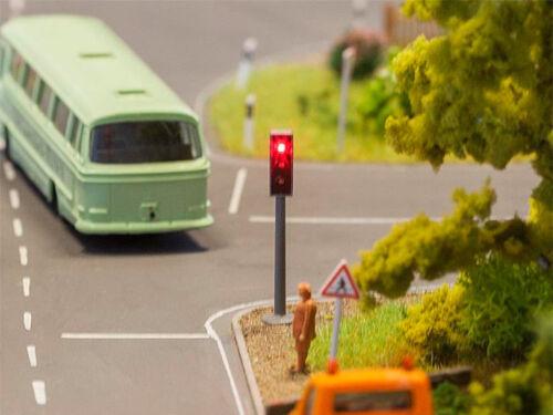 Faller 161841 2 LED-semáforos para el sistema car pista h0 nuevo