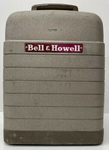 Vintage Bell & Howell 253-A 8MM Film Projector Tested