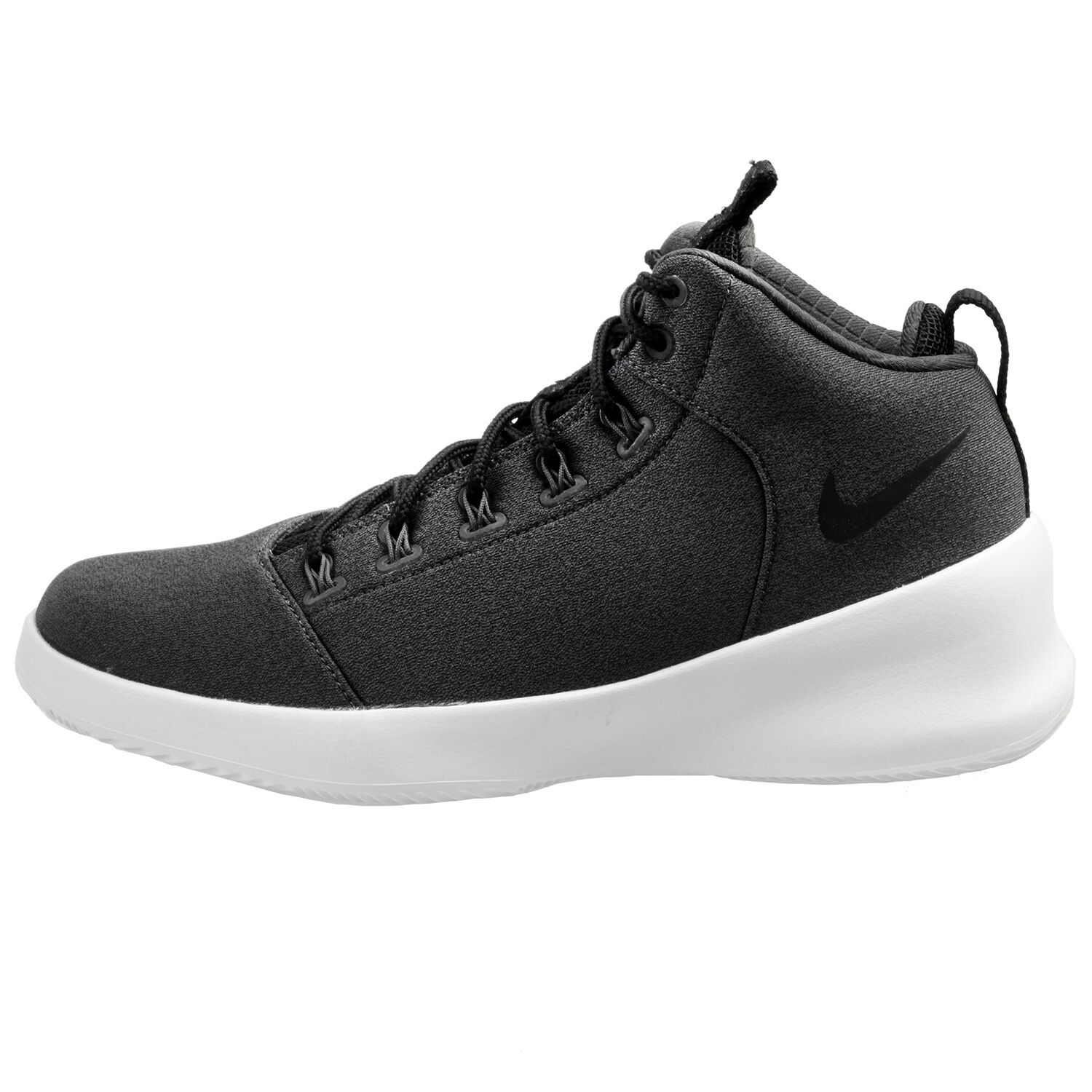 Nike Hyperfr3sh Mens 759996-003 Anthracite Off Court Shoes Sneakers Size 8.5