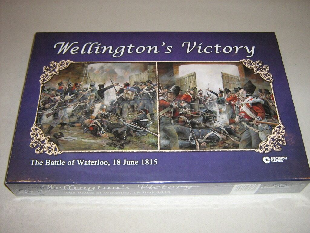 Wellington's Victory: The Battle of Waterloo, 18 June 1815 (New)