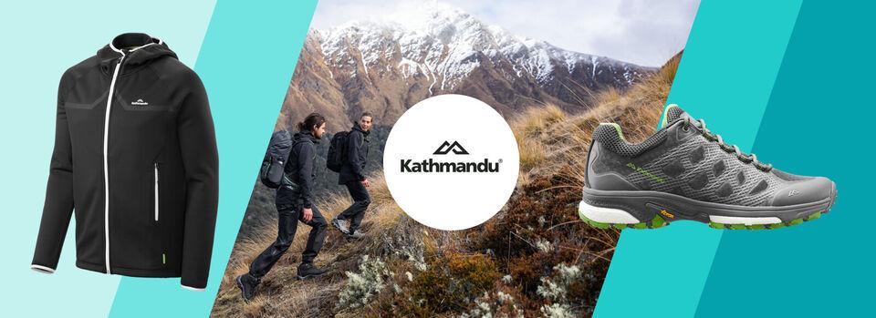 Shop Now - 40% off* Kathmandu Branded Gear